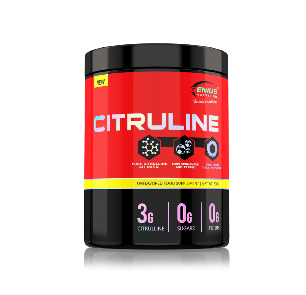 Genius Nutrition Citruline